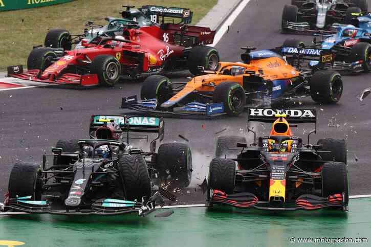 Lo que la FIA debe aprender de cómo Mercedes ha girado los mundiales de Fórmula 1 chocando contra Max... - Motorpasión