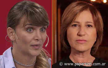 """Durísima crítica de Amalia Granata a Mercedes Morán por decir que en La Voz la aburren los Montaner: """"Se… - Paparazzi"""