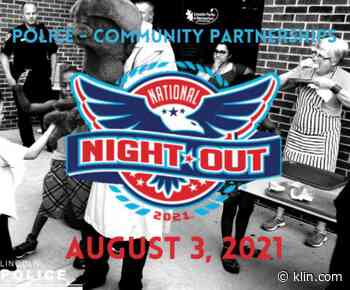 National Night Out Returns To Lincoln - KLIN