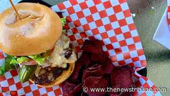 Come for the tall burgers. Stay for the homemade beet chips and blue cheese potato salad - Tacoma News Tribune