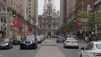 Some Philly-area counties are now seeing 'substantial' level of community COVID-19 transmission: CDC - WPVI-TV