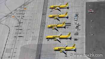 Spirit reportedly canceling flights to, from Philadelphia International Airport - FOX 29 News Philadelphia
