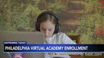 Back to School: Philadelphia Virtual Academy enrollment opens for students in kindergarten through 12th grade - WPVI-TV