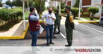Trabajan en conjunto Ayuntamiento de Guadalupe y Sedena - Periódico Mirador