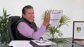 Inicia la reconstrucción de carreteras en Fresnillo, Zacatecas y Guadalupe: adelanta David Monreal - Acustik Noticias