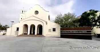 Aguardan en parroquia por réplica de la Virgen de Guadalupe - INFO7 Noticias