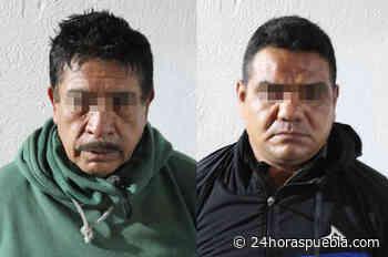 Capturan a ladrones de casa habitación en la colonia San Miguel Guadalupe - 24 Horas El Diario Sin Límites Puebla