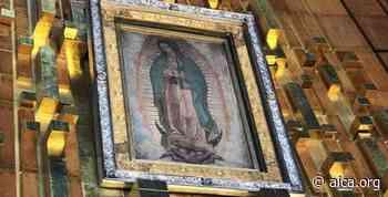 Mons. Lozano cuenta su experiencia mariana en el santuario de Guadalupe - Aica On line