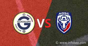 Por la fecha 2 se enfrentarán Guadalupe FC y AD San Carlos - infobae