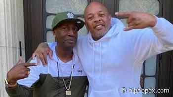 Grandmaster Flash Says He's Heard Dr. Dre's Next Project + It Will 'Change The Game'