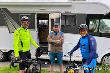 """Swa en Filip willen duizend kilometer afzien op 48 uur voor het goede doel: """"En we hebben al een nieuwe uitdaging voor ogen"""""""