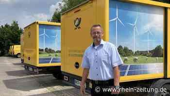 Nach 36 Jahren im Postdienst: Jörg Kehl ist neuer Standortleiter in Altenkirchen und gibt Einblicke in sei... - Rhein-Zeitung