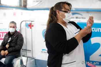 Vacunación en Buenos Aires: cómo sigue la aplicación de segundas dosis en esta semana - AM 750