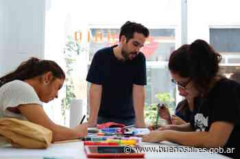 Arranca la primera convocatoria de Barrios Creativos 2021 | Noticias - buenosaires.gob.ar
