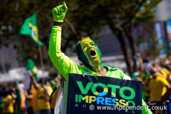 Election body targets Bolsonaro after he fails to show fraud
