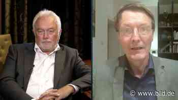 """Lauterbach und Kubicki: Zoff um """"Schleierfahndung"""" gegen Urlauber - BILD"""