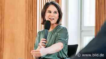 Annalena Baerbock will als Kanzlerin gendergerechte Gesetzestexte - BILD