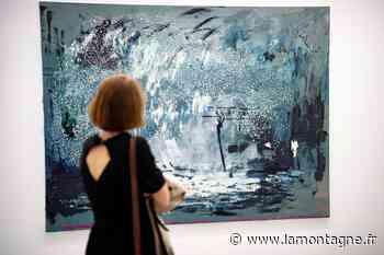 Peinture - Marina Rheingantz comme un secret dévoilé par le Frac Auvergne - La Montagne
