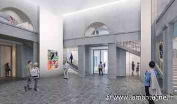 Culture - En 2022, la Halle aux blés, à Clermont-Ferrand, un écrin idéal pour la création contemporaine - La Montagne