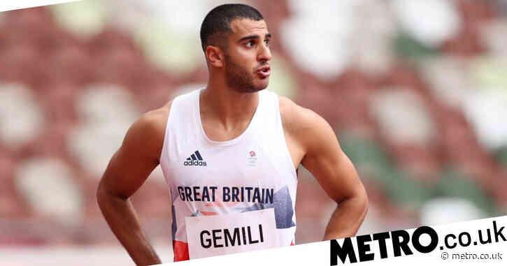 Adam Gemili's Tokyo Olympics ended by heart-breaking injury in 200m heats