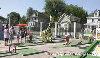 Mini putt enjoys major popularity surge in North Bay - CTV Toronto