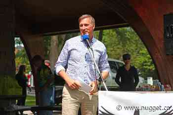 Bernier attends weekend rally in North Bay - The North Bay Nugget