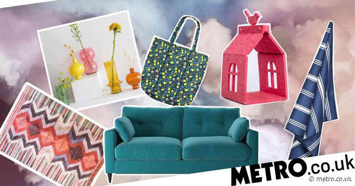 Give your home an eco makeover with these sustainable homeware and furniture finds