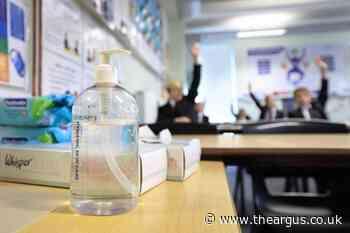 Covid: Pupils in Brighton miss school ahead of summer holidays