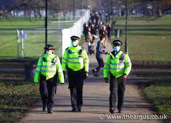 Attacks on police in Sussex hit 4-year high during pandemic