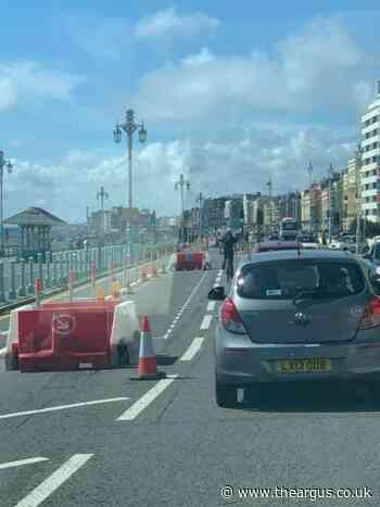 'Bollards and weeds: Brighton seafront is disgraceful mess'