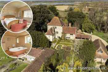 Chichester 15th century manor house on market for £4.5 million