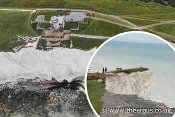 Belle Tout lighthouse could be moved within decades amid cliff erosion fears