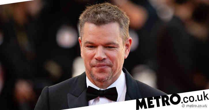 Matt Damon denies using homophobic slur 'personally' amid F-word controversy: 'I stand with the LGBT community'