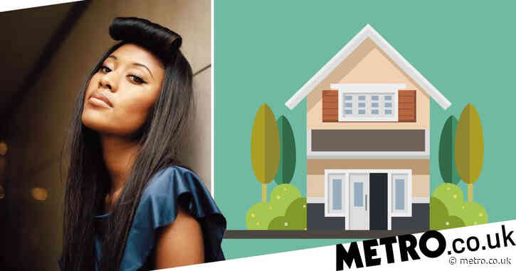 Singer VV Brown reveals her first home nightmare: 'My luxury flat was haunted'