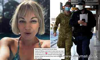 Covid NSW: Nurse falsely claims defence force are going 'door to door armed with vaccine' in Sydney