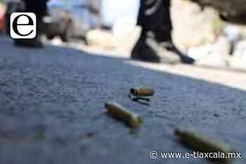 Localizan cadáver con el tiro de gracia en Tenancingo | e-consulta.com Tlaxcala2021 - e-Tlaxcala Periódico Digital de Tlaxcala