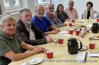 Volle Unterstützung für Scholz - Schwetzingen - Nachrichten und Informationen - Schwetzinger Zeitung
