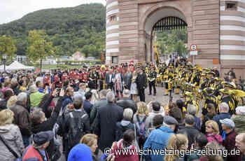 Heidelberger Herbst erneut abgesagt - Weindorf auf Karlsplatz geplant - Schwetzingen - Nachrichten und Informationen - Schwetzinger Zeitung