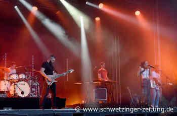 Bei Live-Events differenzieren, bitte - wir haben nicht mehr November 2020! - Schwetzingen - Nachrichten und Informationen - Schwetzinger Zeitung