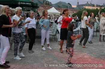 Hammermäßige Musik bei Sommer im Schloss - Schwetzingen - Nachrichten und Informationen - Schwetzinger Zeitung