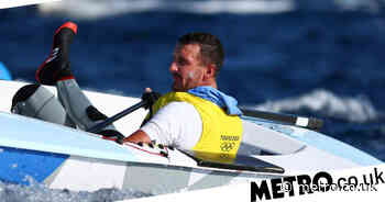 Giles Scott secures another gold for Team GB in the men's Finn class