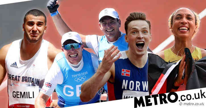 Tokyo Olympics Day 11, what you missed overnight: Gold for Team GB sailors Dylan Fletcher and Stuart Bithell as Karsten Warholm sets world record