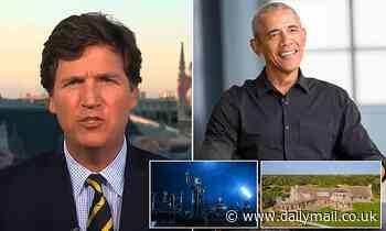 Tucker Carlson SLAMS former President Obama over extravagant birthday bash