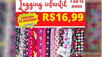Chega em Assis a loja de roupa infantil Fada Madrinha com preços até R$49,99 - Assiscity