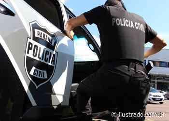 Preso em Guaíra suspeito de assaltos em Francisco Alves e Assis - Umuarama Ilustrado