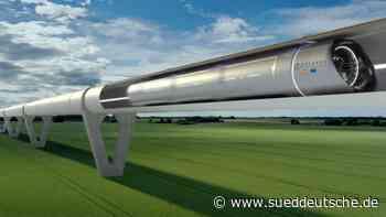Vakuum-Röhre: Braucht Europa Hyperloops? - Süddeutsche Zeitung - SZ.de