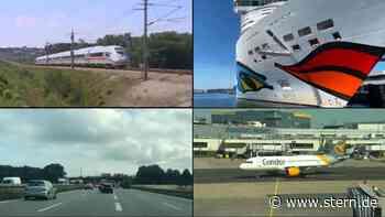 Testpflicht seit dem 1. August: Das müssen Einreisende jetzt wissen (Video) - STERN.de
