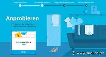 Amazon Prime Wardrobe: Alles, was du über den Fashion-Service wissen musst - AJOURE.de - Das Mode, Beauty, People und Lifestyle Magazin