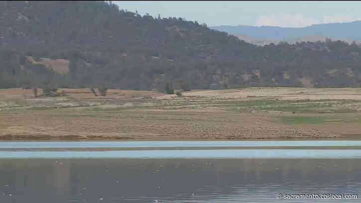 Woman Drowns At Shrinking Folsom Lake, Leaving Young Nephew Alone on Shore
