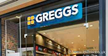 Greggs to open 41 new branches by end of the year creating 500 new jobs